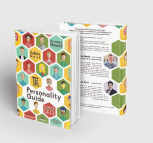 <span>Personality Guide</span><i>→</i>